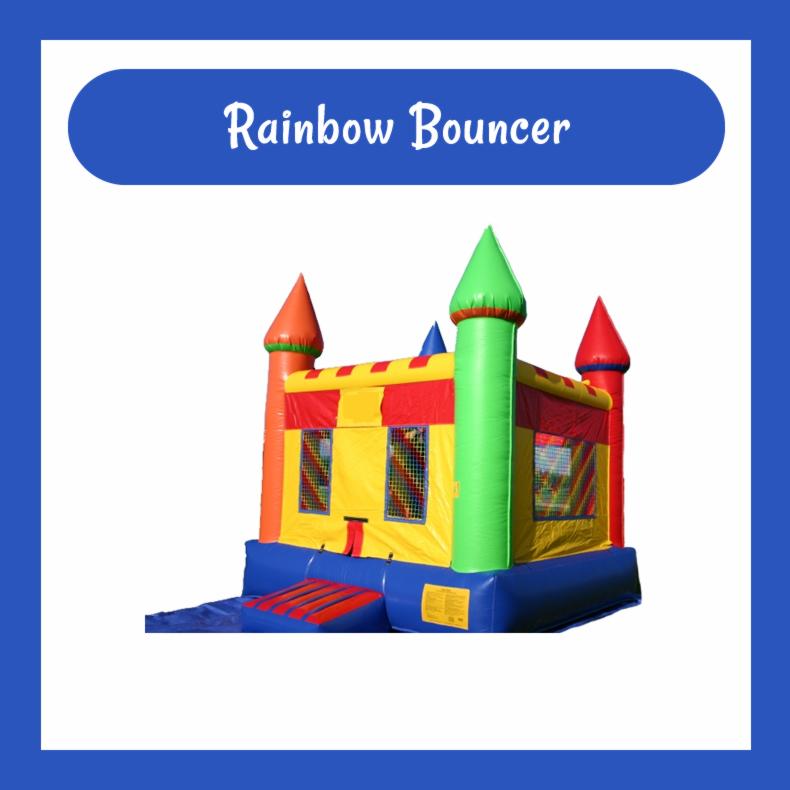 Rainbow Bouncer